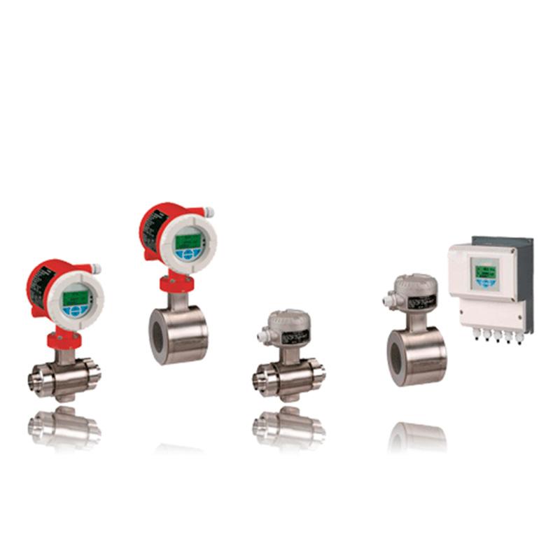 Flowcont® LN - Flange versión Fluxómetro Magnético Inductivo