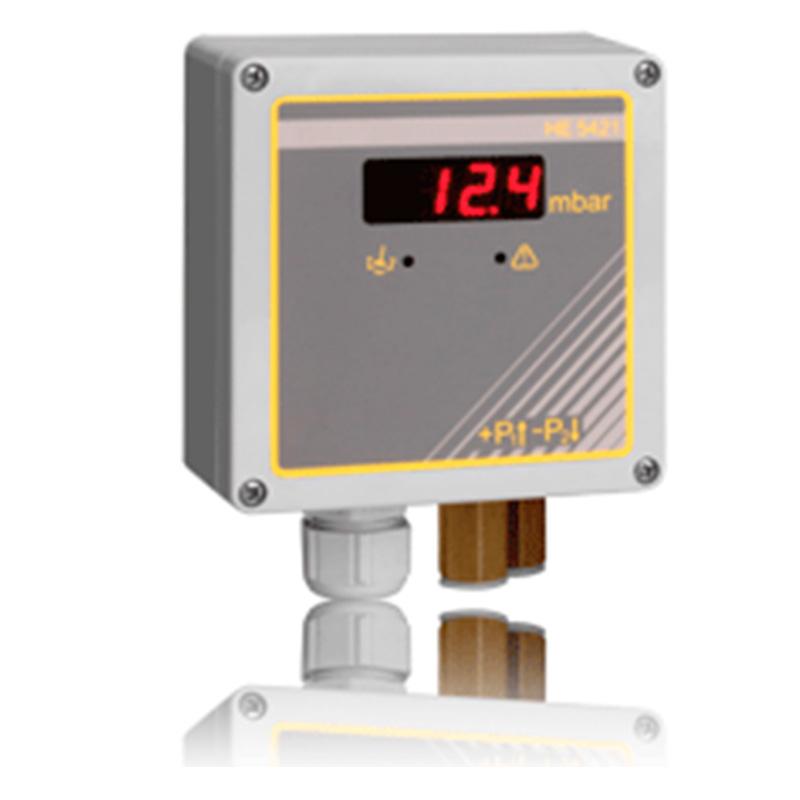 Precont® DD121G Transmisor de presión diferencial