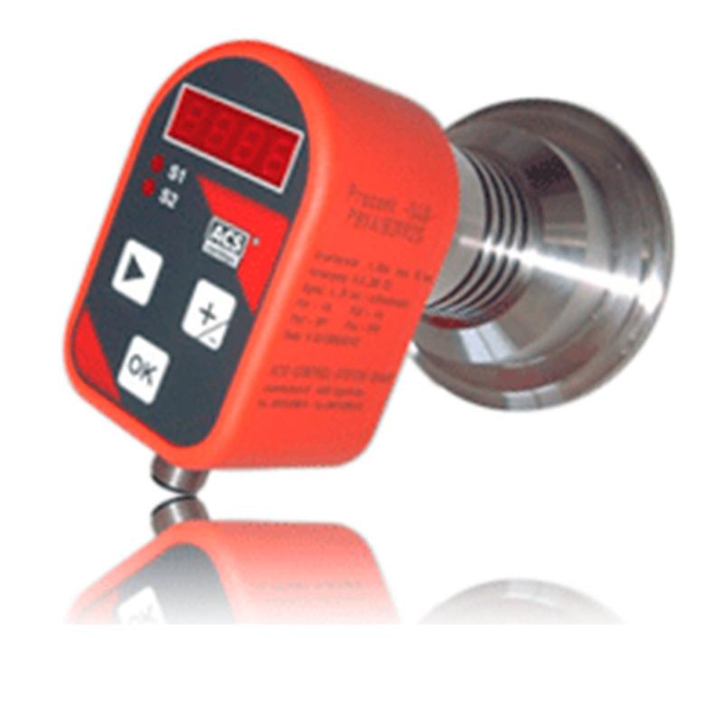 Precont® S40 Membrana cerámica capacitiva al ras para aplicaciones higiénicas