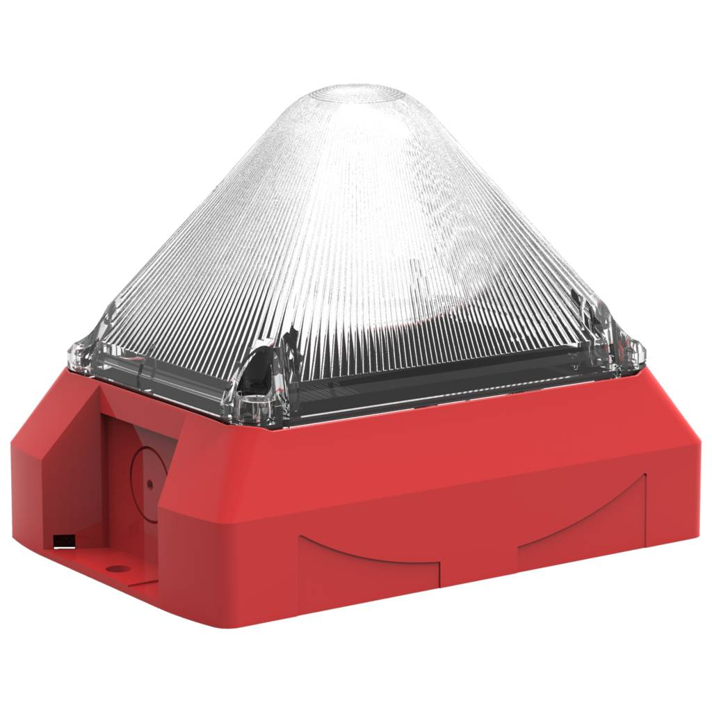 PY X-MA-05 PYRA®Sirena flash 100 dB (A) 5 joules