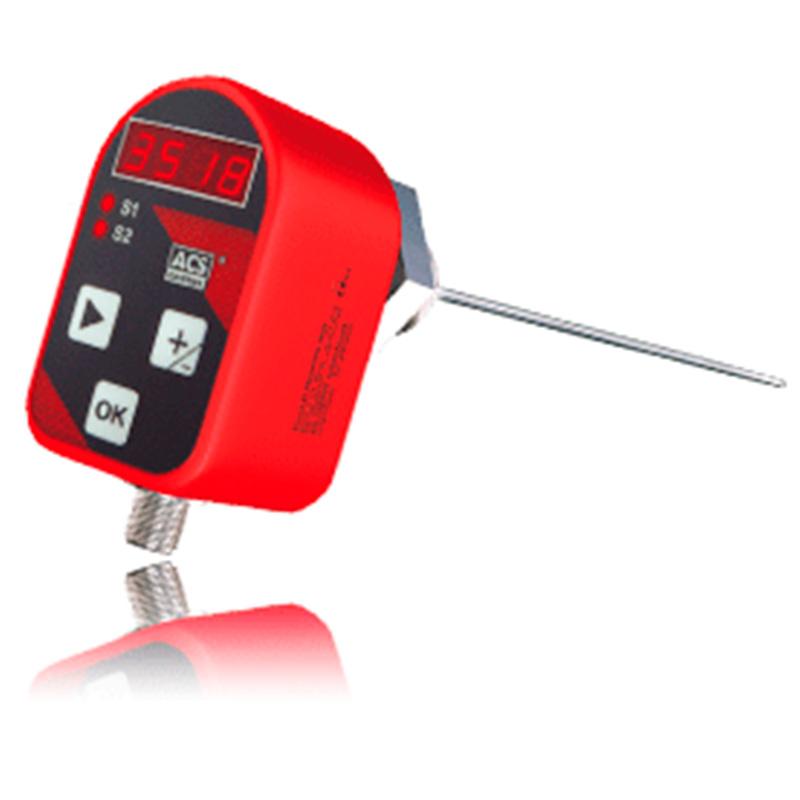 Thermocont® ST Sensor de temperatura digital Pt100 con tecnología de 2 o 3 hilos